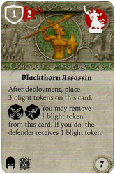 Blackthorn Assassin