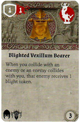 Blighted Vexillum Bearer