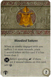 Bloodied Tatters