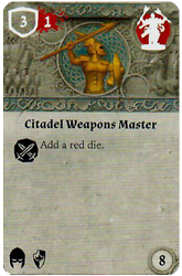 Citadel Weapons Master