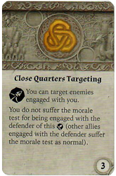 Close Quarters Targeting