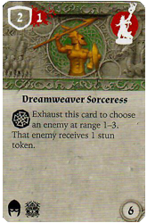 Dreamweaver Sorceress