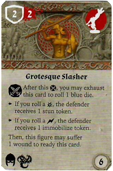 Grotesque Slasher