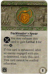 Packleaders Spear