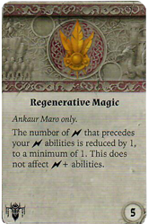 Regenerative Magic