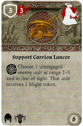 Support Carrion Lancer