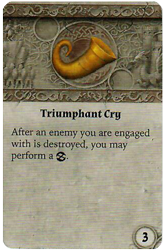 Triumphant Cry