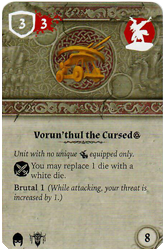 Vorunthul the Cursed